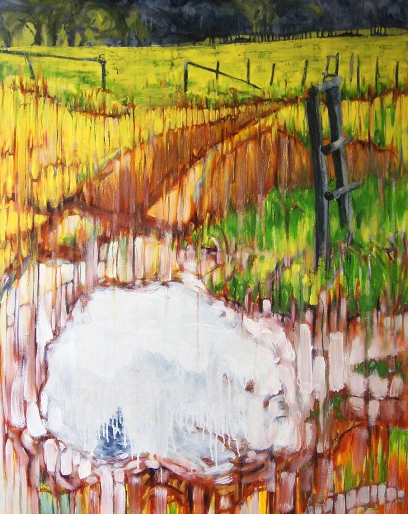 Aymeric Dechamps - Paysage 4