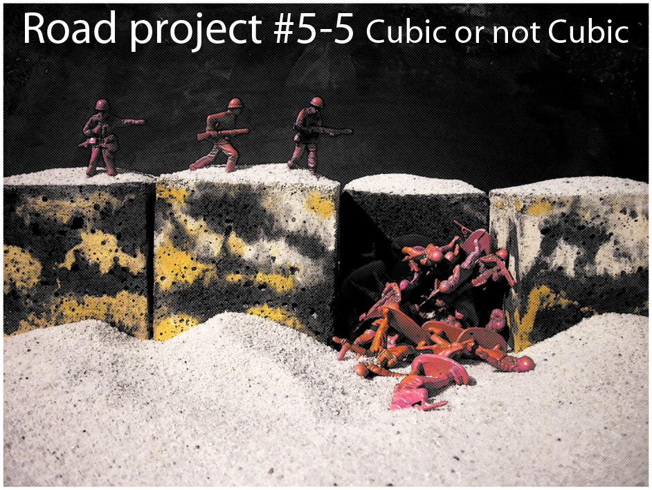 Road project 4-3 - Cubic or not Cubic