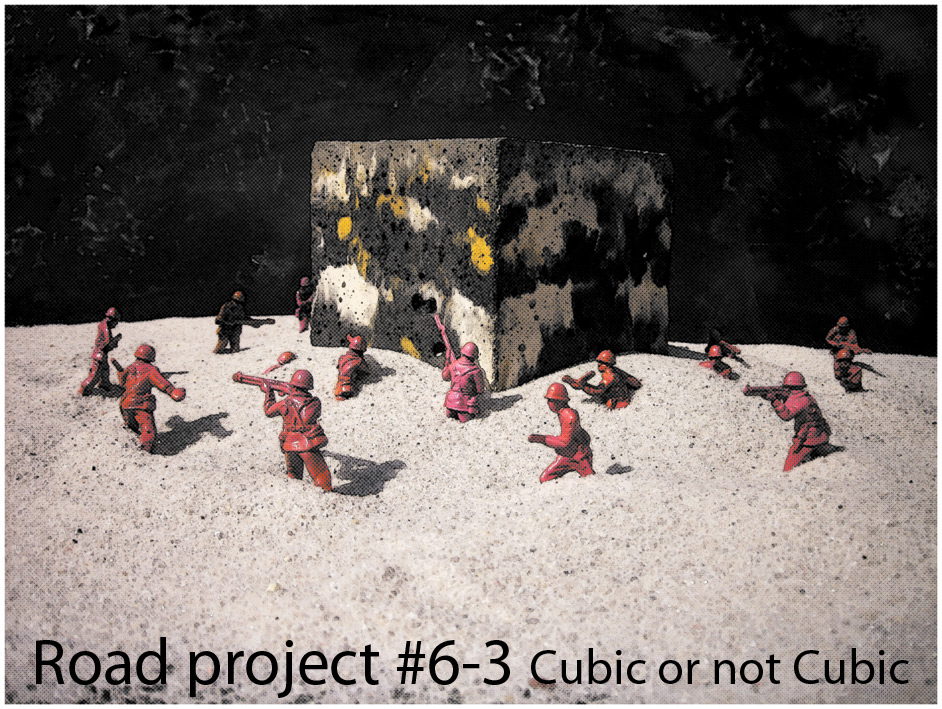 Road project 6-3 - Cubic or not Cubic